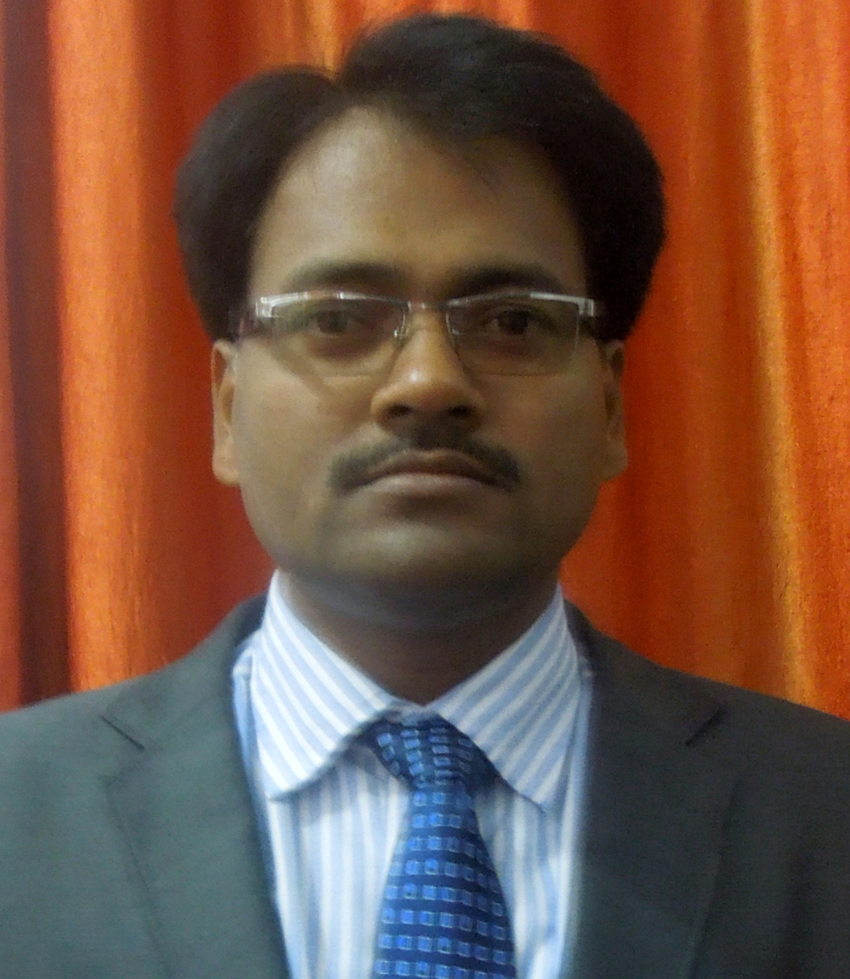 dr. m. k. pradhan